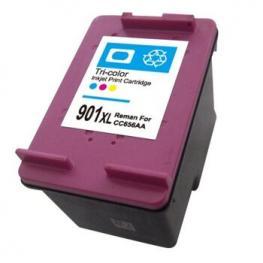 Tinta Color Hp Nº. 901Xl Reciclada