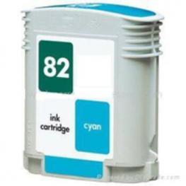 Tinta Hp Nº 82 C4911A Reciclada Cyan