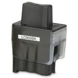 Tinta Negra Brother Lc900B Reciclado