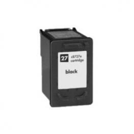 Tinta Negra Hp Nº. 27 Reciclada