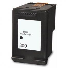 Tinta Negra Hp Nº. 300Xl Reciclada