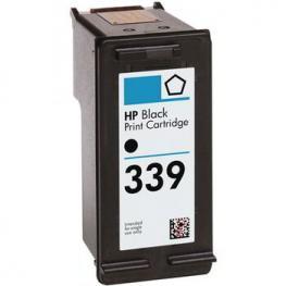 Tinta Negra Hp Nº. 339 Reciclada