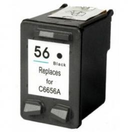 Tinta Negra Hp Nº. 56 Reciclada