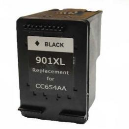 Tinta Negra Hp Nº. 901Xl Reciclada
