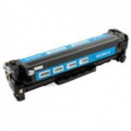 Toner  Reciclado Hp Cp2025N Cb531A Cian