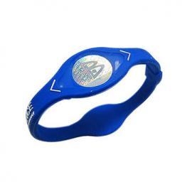 Z-Outlet Pulsera Equilibrio Azul Hologram S 17Cm