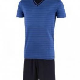 Impetus Pijama 4008B61 Azul T. M