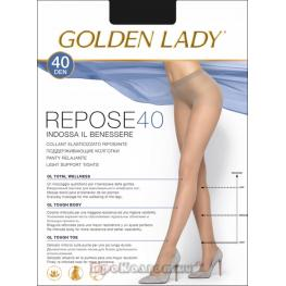 Golden Lady Repose 40 C. Bleu T. L