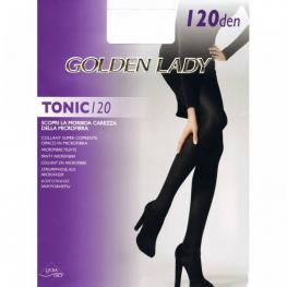 Golden Lady Panty Tonic 120 C. Negro T. Xl