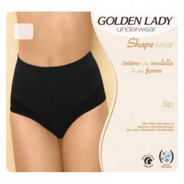 Golden Lady O037 Slip Alta Con Efecto Control Dune T. M