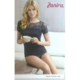 Janira Camiseta M/c Greta Negra T.Xl/st