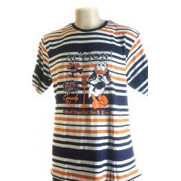 Disney Pijama Chico 58240-0M/corta P/corto Marino T.L