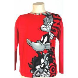 Massana Looney Tunes Pijama Niño M/larga P/largo Cuello Redondo Bugs Bunny W601130 C.N28Rojo T.6