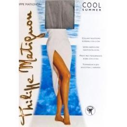 Philipe Matignon Panty Gris Perlado 8Den T.M
