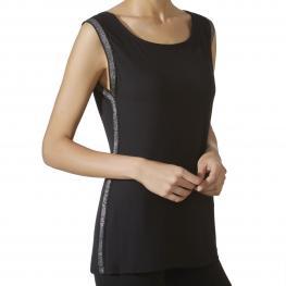 Janira Cta.S/m .Trendy Silver-Modal Negro T.L