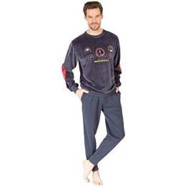 Massana Pijama Hombre M/l P/l  P681310  C. Nocturno  T.L