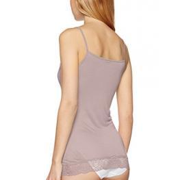 Lovable Camiseta Mujer  Tir. Modal L023H C.Piel T.Xl