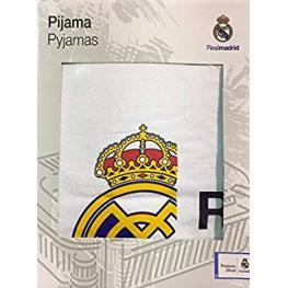 Real Madrid Pijama Hombre M/c  Rm255 C.Bl/ng T.Xl