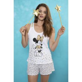 Disney Pijama Mujer S/m 50878 Minnie T.M