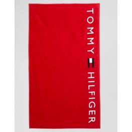 Tommy Hilfiger Toalla Roja Ej87612003 611 T.U