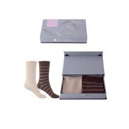 Punto Blanco   Calcetines 76897-10 Caja  Pack 2  T.U