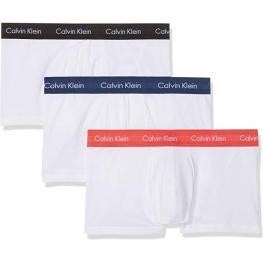 Calvin  Klein  Boxer   Blanco   000U2664G  Buh P/3  T.M