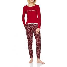 Calvin Klein Pijama Hombre  Set P/l M/l 000Qs6154E-Abq Grana T.M