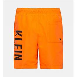 Calvin Klein Bañador Niño B70B700093 009 Naranja T.4/5