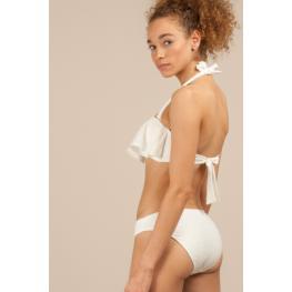 Gisela Bikini Top S/t+Slip 2/3264B Blanco T.85B