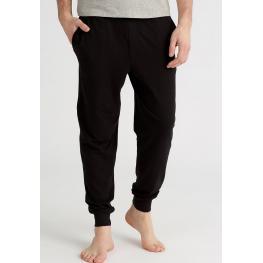 Calvin Klein Pantalon Largo Nm1432E-001 Negro T.L