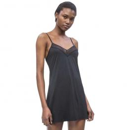 Calvin  Klein  Camison  Negro  Qs6221E-001  T.M