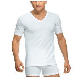 Abanderado Camiseta M/c Cuello/pico Blanco T.M
