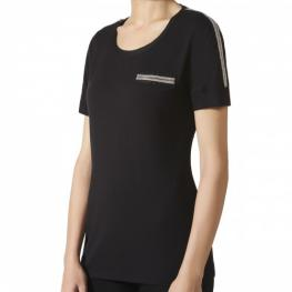Janira Camiseta M/c Loo.Fancy-Modal 1072969  Negro T.Xl