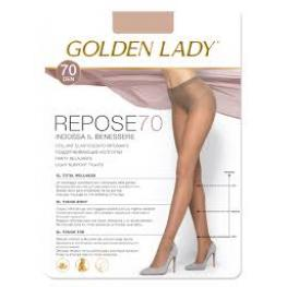 Golden Lady Repose 70Den Visone T.L
