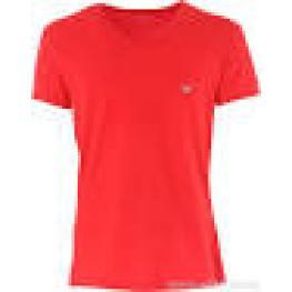 Emporio Armani Camiseta M/c Roja 111035 T.M
