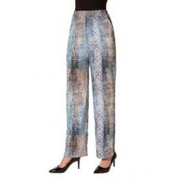 Janira Pants Loo.Belice Blue T.L/g