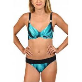 Lisca Bikini Completo Capacidad 40336 C/a Azul T.95E