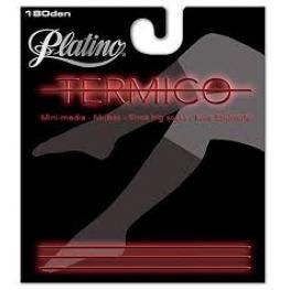 Platino  Mini  Medias  Termico   180D Negras  T.U   378.06