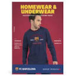 Aznar Innova Pijama Hombre Barcelona 54904-0 P/l M/l Marino T.L/g