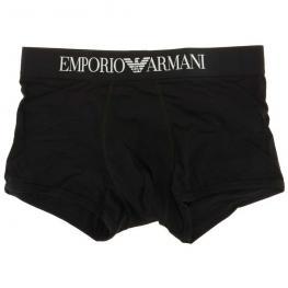 Emporio Armani Boxer 111389 Negro T.M