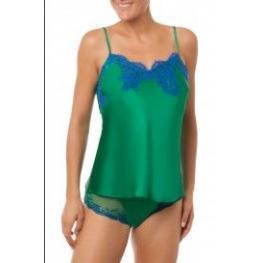 Lise Charmel Caraco Seda Alc4280 Splendeur Azul M. T.M