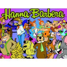 Hanna-Barbera Pijama Hombre Invierno 2/1408 Rojo T.M