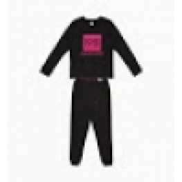 Calvin Klein Pijama Mujer Set P/l M/l 000Qs6347E001 Negro/1981 T.Xl