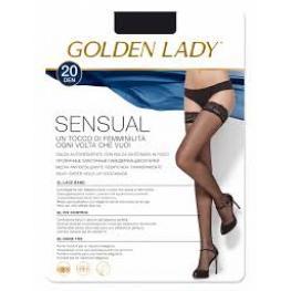 Golden Lady Media Liga Sensual 20Den Londra T.M/l