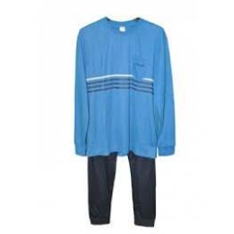 Blue Dreams Pijama Hombre P/l 18114 Azul T.Xl