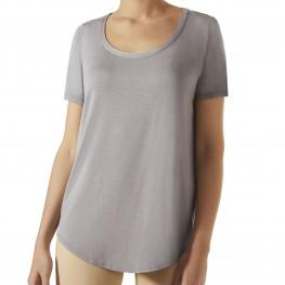 Janira  Camiseta .M/c Loo. Spa-Modal  Blanco T.M
