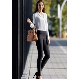 Janira Legging Slim Fit Milano Negro T.Xl