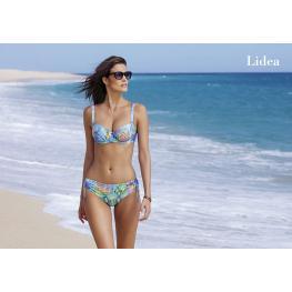 Lidea Bikini C/aros y Foam Verde Agua 5750 T.100-C