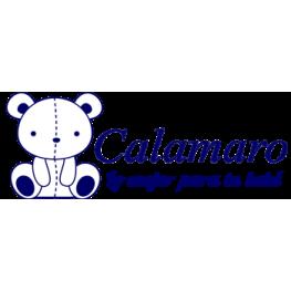 Calamaro Pijama Niño Corto 49545 Crudo T.14