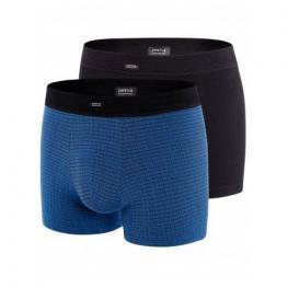 Impetus Pack de 2 Boxers P223D24 Cotton Strech Color Azul - Azul Marino T. L